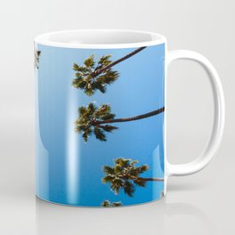 Palm Trees in Los Angeles Coffee Mug