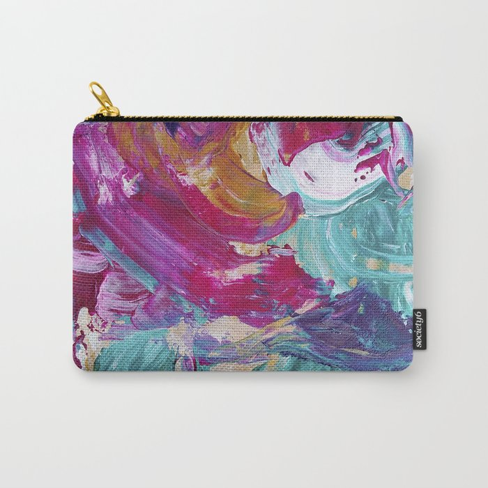 Abstract painting 5 Carry-All Pouch