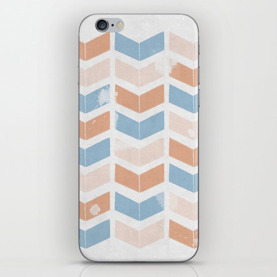 stamb chevron 2 iPhone & iPod Skin