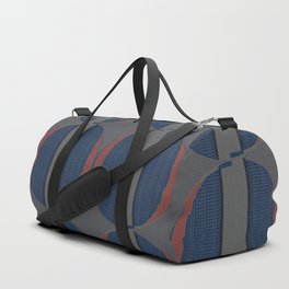 Cracked Eclipse Duffle Bag