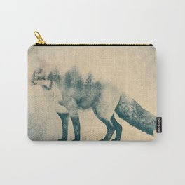 Fox and Forest - Shrinking Forest Carry-All Pouch