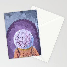 We Have a Problem Stationery Cards
