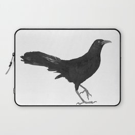 Great-tailed grackle Laptop Sleeve