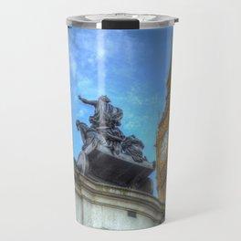 Big Ben and Boadicea Statue  Travel Mug
