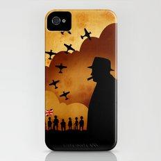 Winston Churchill - World War II iPhone (4, 4s) Slim Case