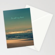 Be Still My Heart Stationery Cards