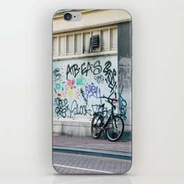 Streets of Amsterdam iPhone Skin