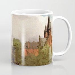 The Lake of Love Bruges art Coffee Mug