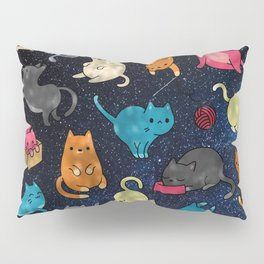 Space cats Pillow Sham