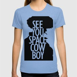 Cowbow Bebop - See You Space Cowboy 2 T-shirt