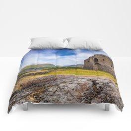 Dolbadarn Castle Comforters