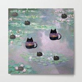 mini cats 615 Metal Print