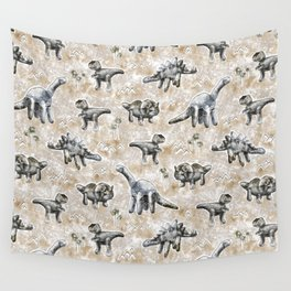 Rocksaurs Wall Tapestry