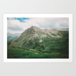 The Switzerland of America Art Print