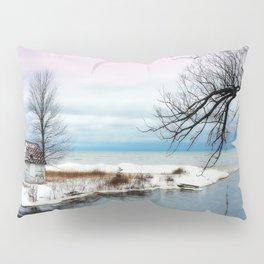 Ice Beach Pillow Sham