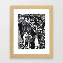 The Recalcitrant Framed Art Print