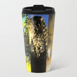 I am Survival because I am Destruction Metal Travel Mug