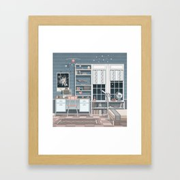 Spaceroom Framed Art Print
