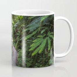 Walk through the rain forest Coffee Mug
