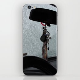 Car Jewelry iPhone Skin