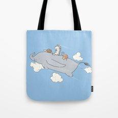 The Dumbojet Tote Bag