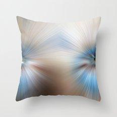 EYE AM MY Throw Pillow