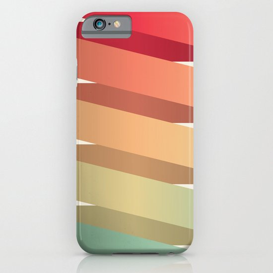 Colorful Ribbon iPhone & iPod Case