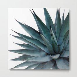 Agave Vivid Vibes #1 #tropical #decor #art #society6 Metal Print
