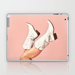 These Boots - Pink Laptop & iPad Skin