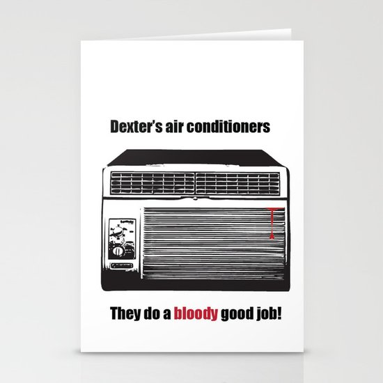 Breaking the Bad Chicken Stationery Cards