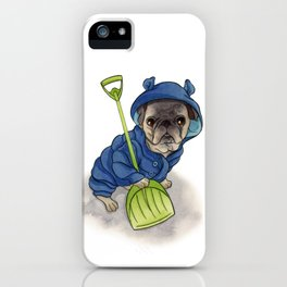 Moe iPhone Case