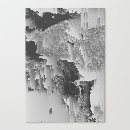 ETHANOL Canvas Print