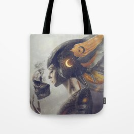 Angelus Mortis Tote Bag