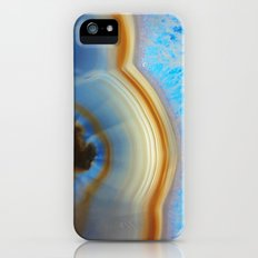 Iced Agate  iPhone (5, 5s) Slim Case