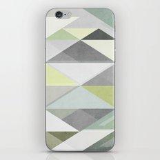 Nordic Combination III iPhone & iPod Skin