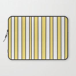 Strips 4-line,band,striped,zebra,tira,linea,rayas,rasguno,rayado. Laptop Sleeve