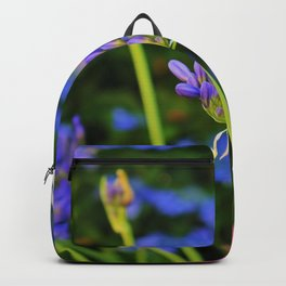 Held in Silence- vertical Backpack