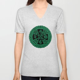 Celtic Nature 2 Unisex V-Neck