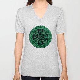 Celtic Nature 2 Unisex V-Neck