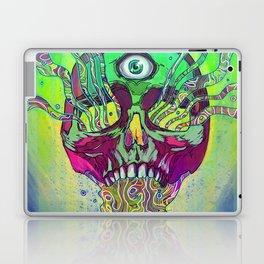 Mana Skull Laptop & iPad Skin