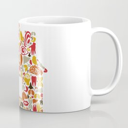 Body the house Coffee Mug