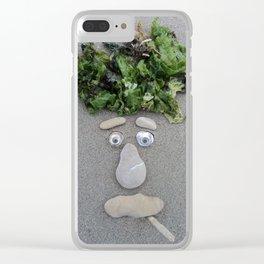 "EPHE""MER"" # 211 Clear iPhone Case"