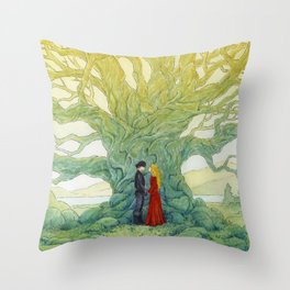 As You Wish Throw Pillow