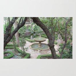 La Alhambra de Granada Rug