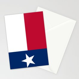Texas Flag Lone Star Flag Stationery Cards
