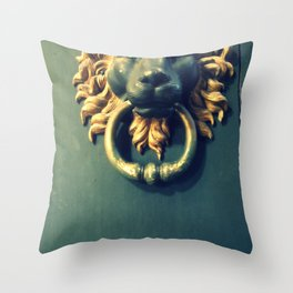 Even if there isn't any Narnia. Throw Pillow