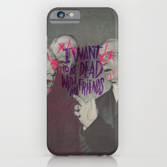 EVERY TIME I DIE iPhone & iPod Case
