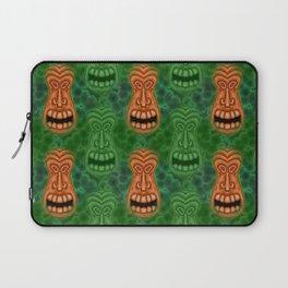 Big Mouth Orange Laptop Sleeve