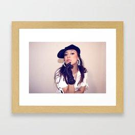 Bond Girl  Framed Art Print