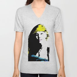 Lady Nymph Unisex V-Neck